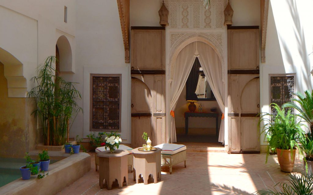 visitez Dar Housnia en vidéo