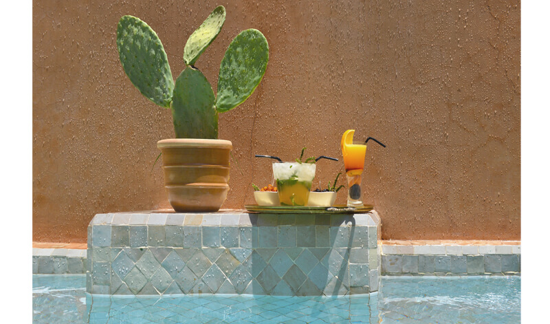 riad exclusif à Marrakech