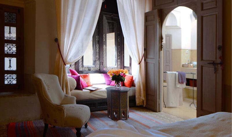 douiria riad Dar Housnia in Marrakech