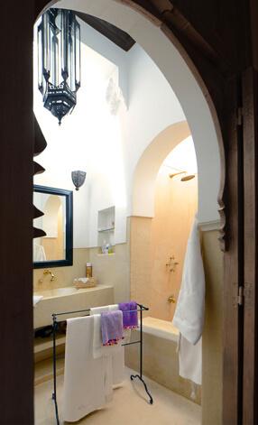 Moucharrabieh riad Dar Housnia in Marrakech