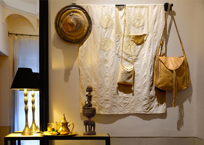 sabaa riad Dar Housnia in Marrakech