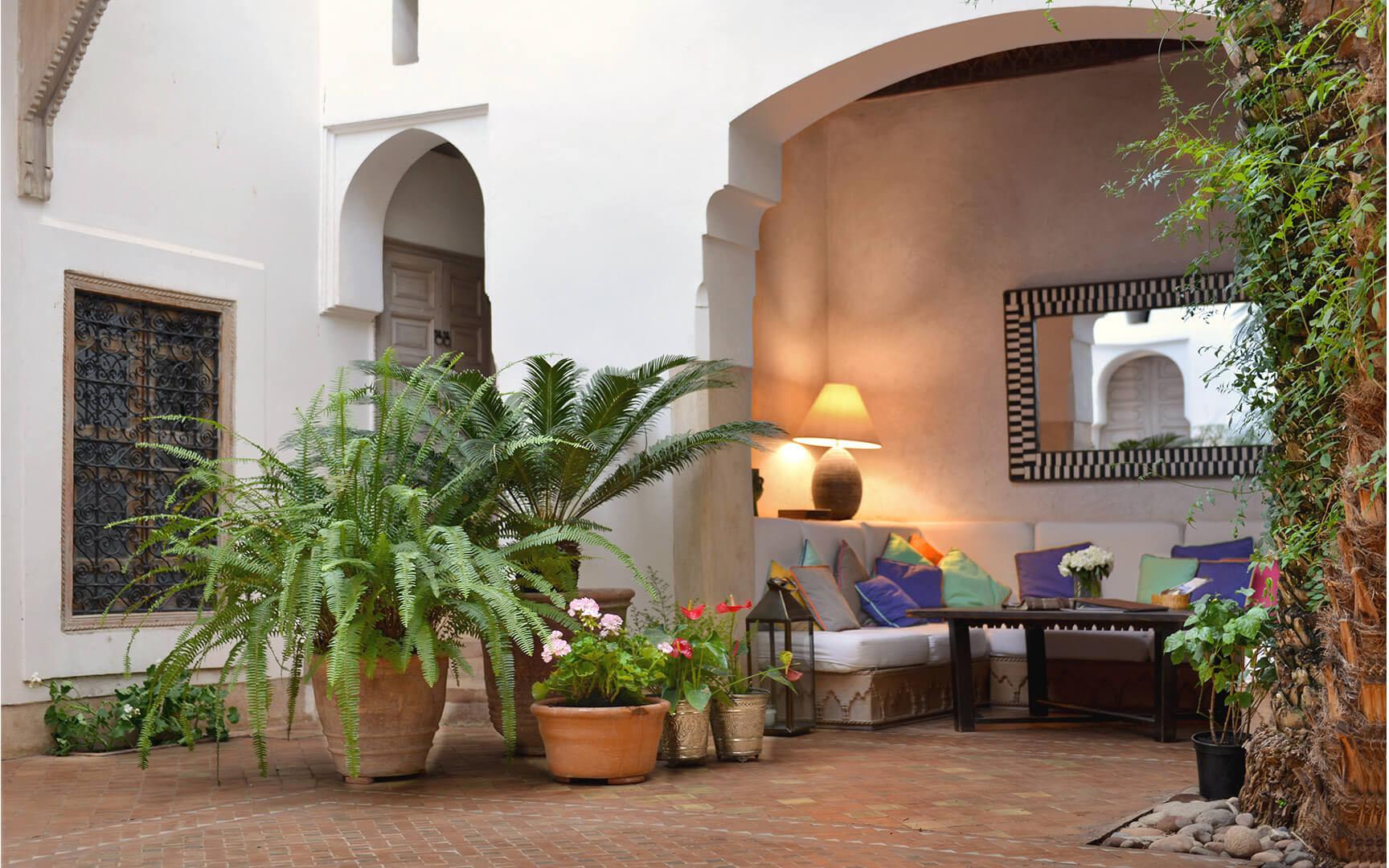 riad Dar Housnia à Marrakech