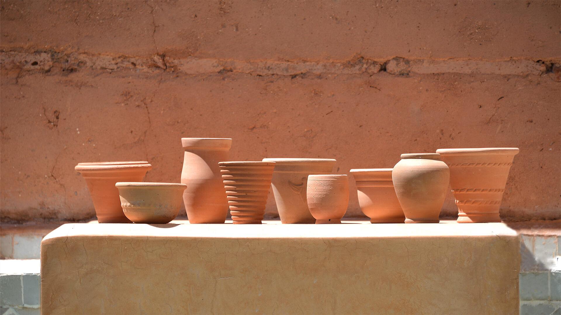 Riad Dar Housnia avec piscine à Marrakech