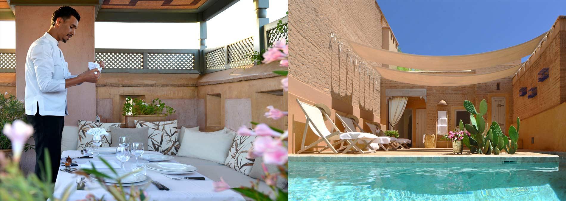 offre hôtel Dar Housnia à Marrakech
